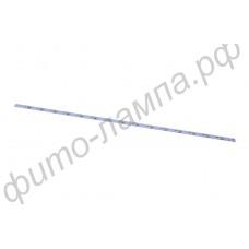 Линейка светодиодов длиной 60 см мощностью 45Вт
