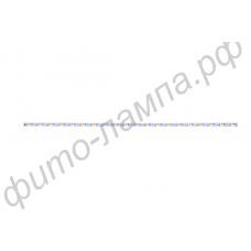 Фитолинейка светодиодная 60Вт на базе 3-Ваттных светодиодов полного спектра
